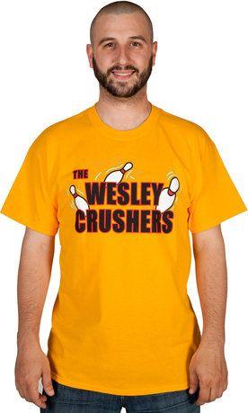 Wesley Crushers T-Shirt worn season 3 episode 19