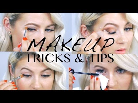Makeup Tips And Tricks For Beginners Milabu Youtube