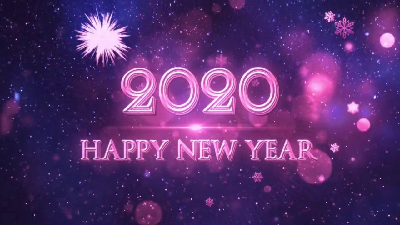 5 Amazing After Effects Templates for Happy New Year 2020