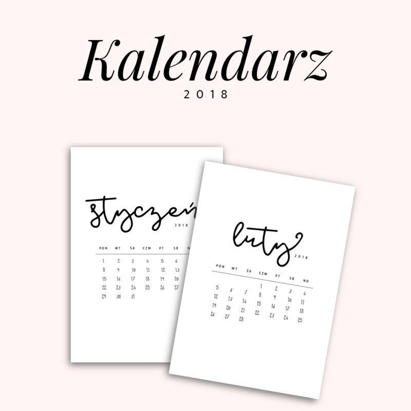 Skad Pobrac Kalendarze Na 2018 Rok Za Darmo Polskie Wersje Geek Stuff Blog