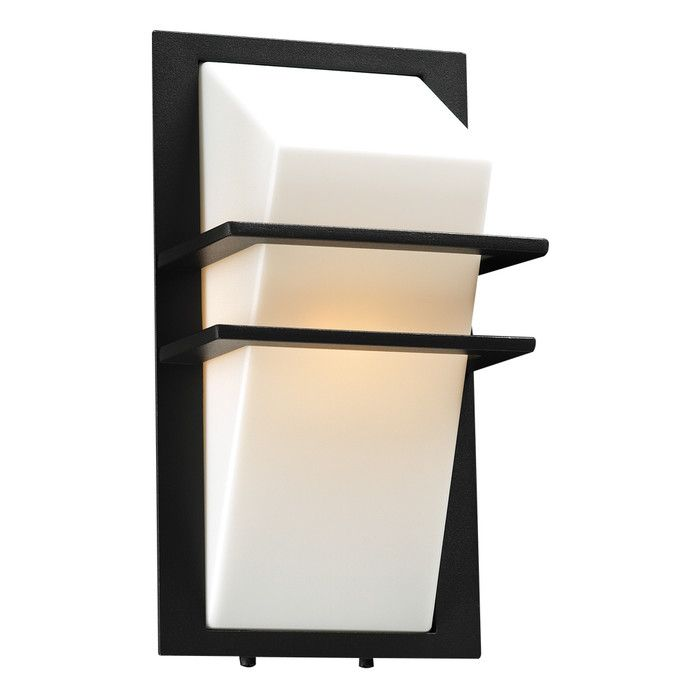 PLC Lighting Juventus 1 Light Outdoor Flush Mount & Reviews   AllModern