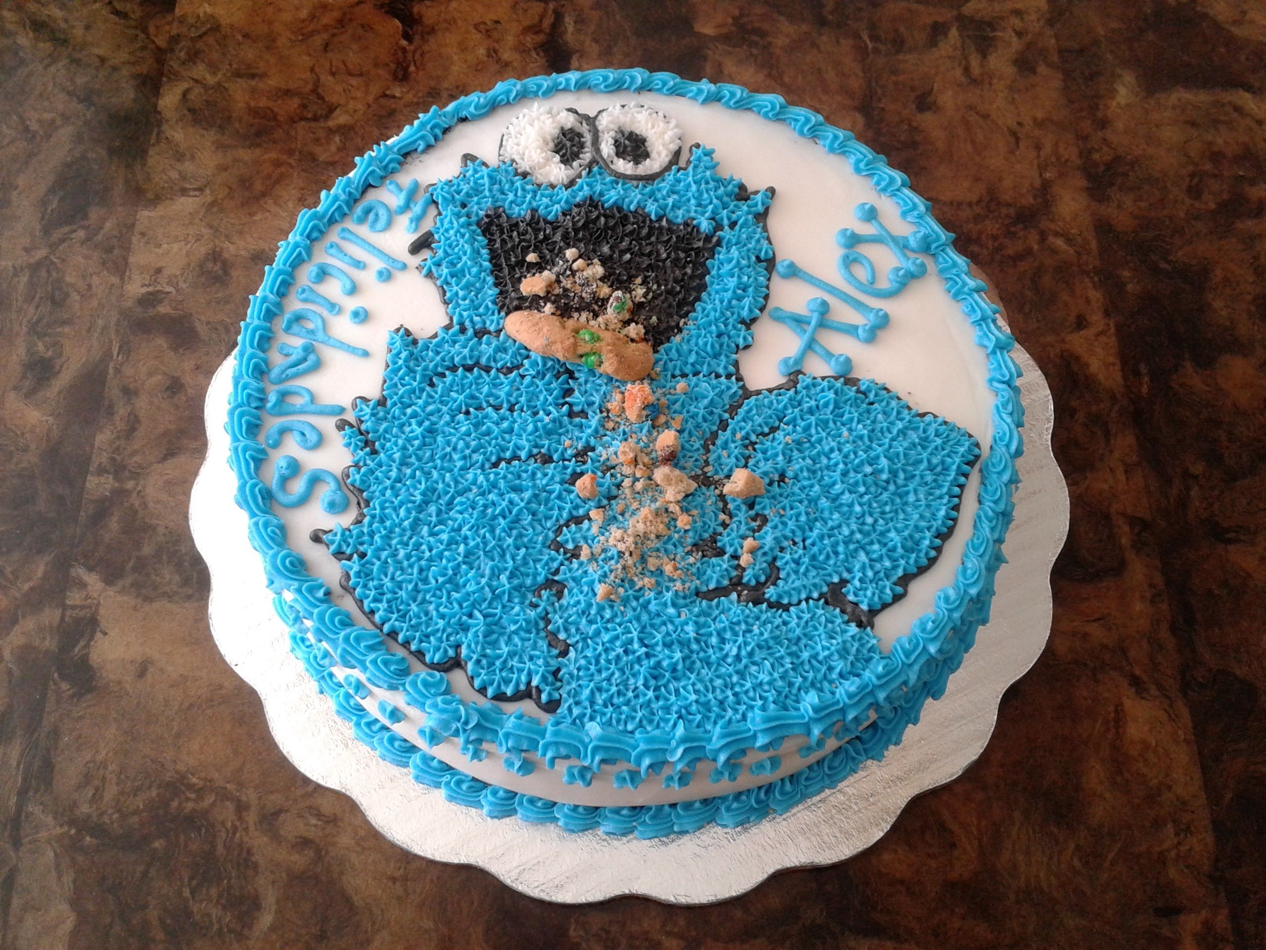baby cookie monster coloring pages - Google Search | Cake Stuff ...
