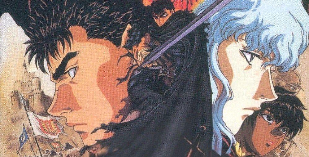 جميع حلقات انمي Berserk (1997) مترجم عدة روابط Anime
