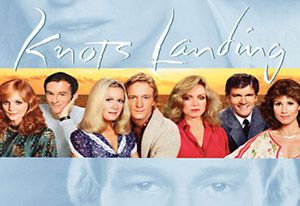 Knot's Landing. Looking back I was way too young to be watching this stuff. lol