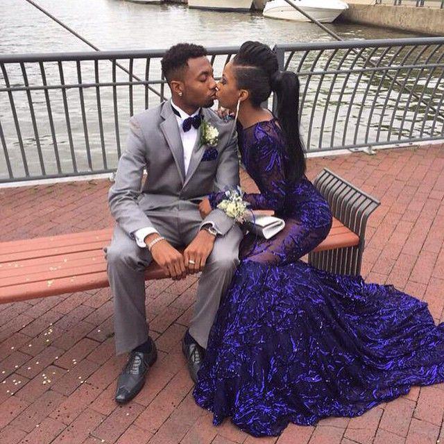 Purple Formal Dresses Gala