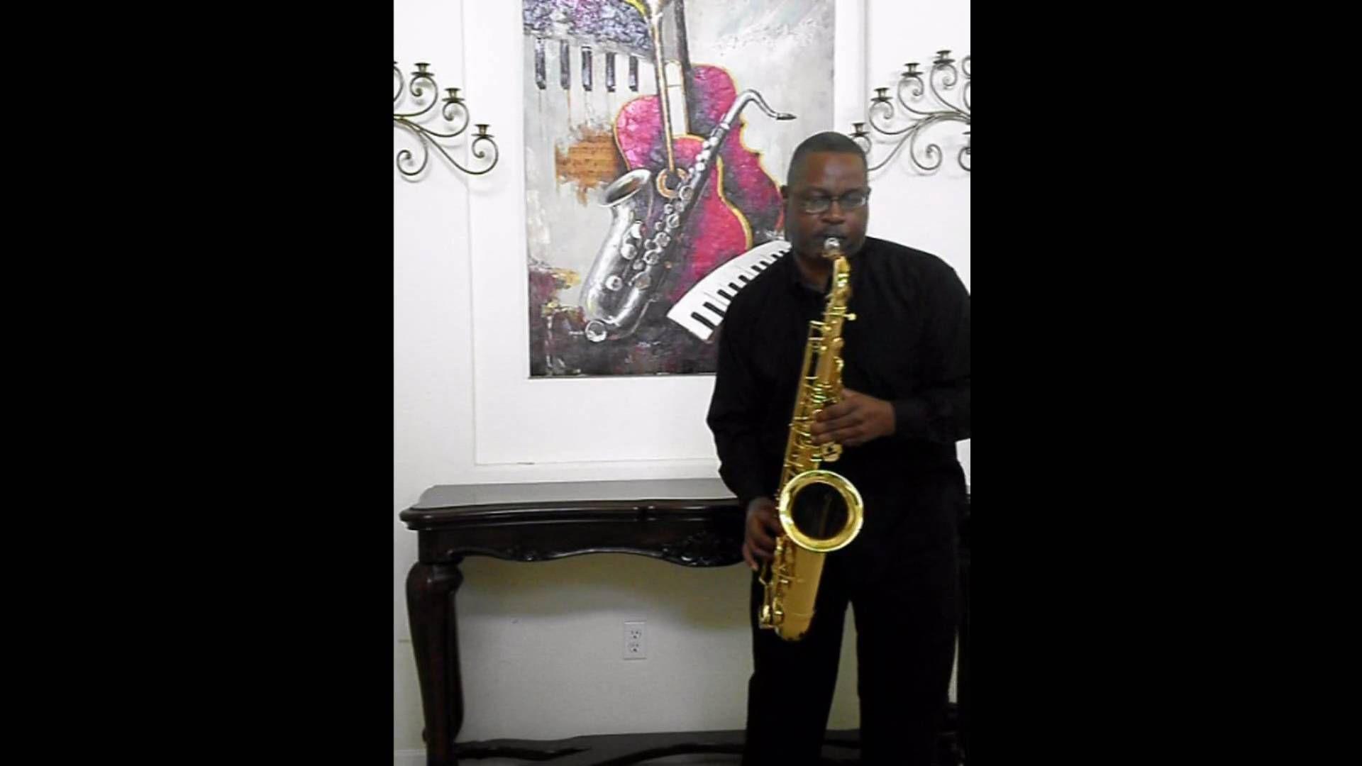 Happy Birthday/Eugene Peebles:: On The TalkingSax!  (tenor)