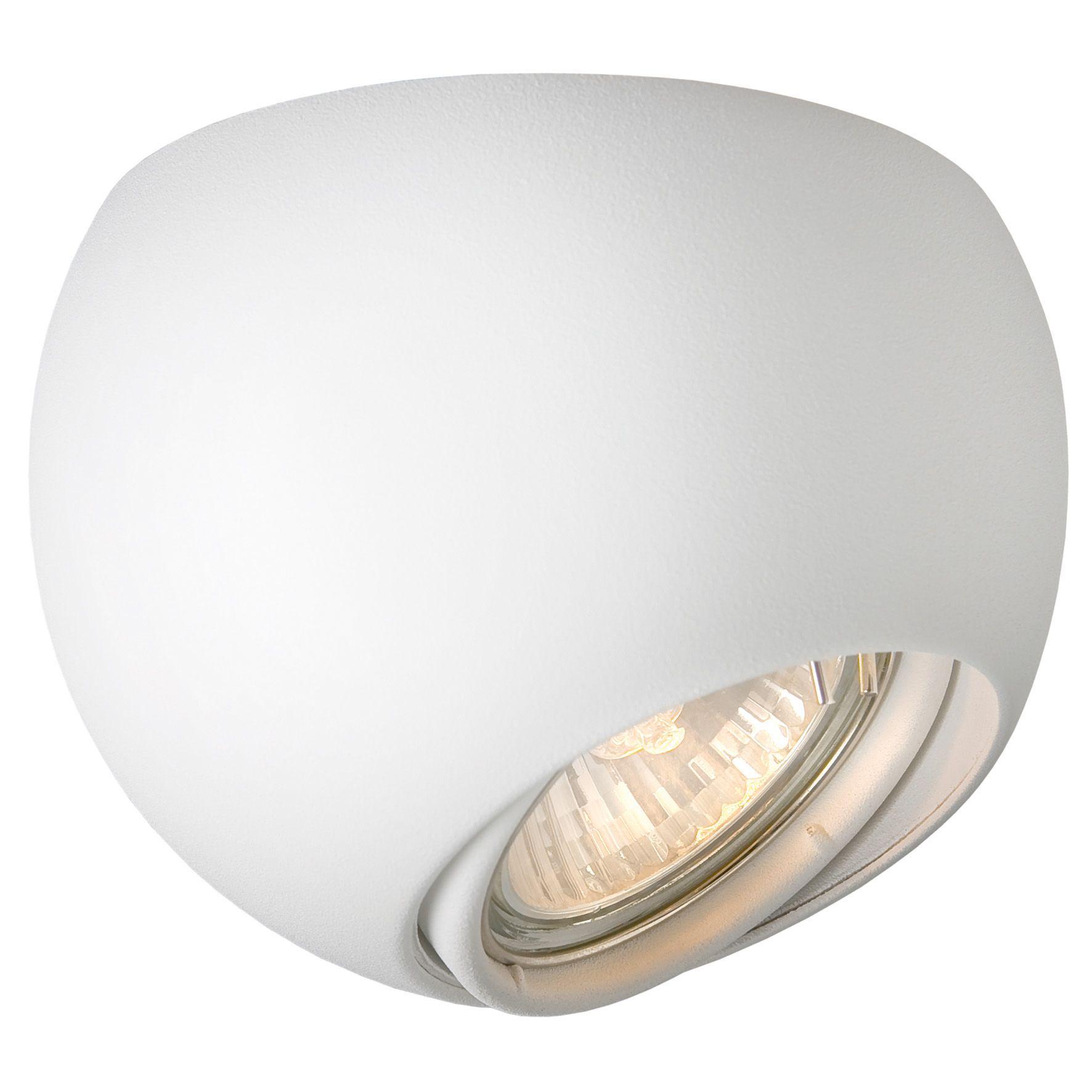 Inbouw/opbouwspot Eglo Poli Bol Wit 89338 Wit, Interieur