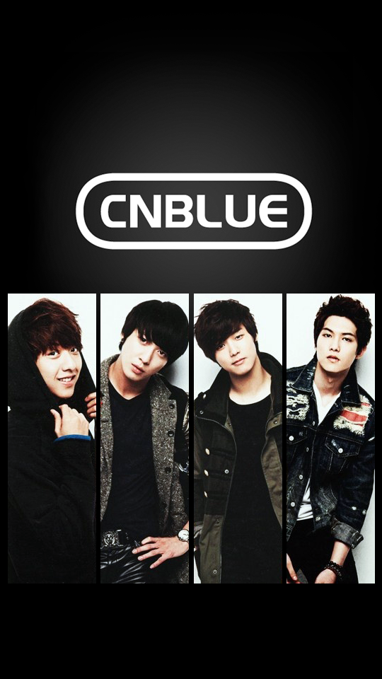 Cnblue Wallpaper For Samsung Galaxy S3 Lock Screen Cnblue