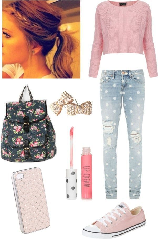 d65f068fa78b Take a look at the best back to school outfits for high school in the  photos below and get ideas for your school outfits!!! - clothing