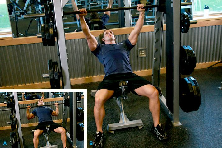 10 Best Chest Exercises For Building Muscle | Fitness ...