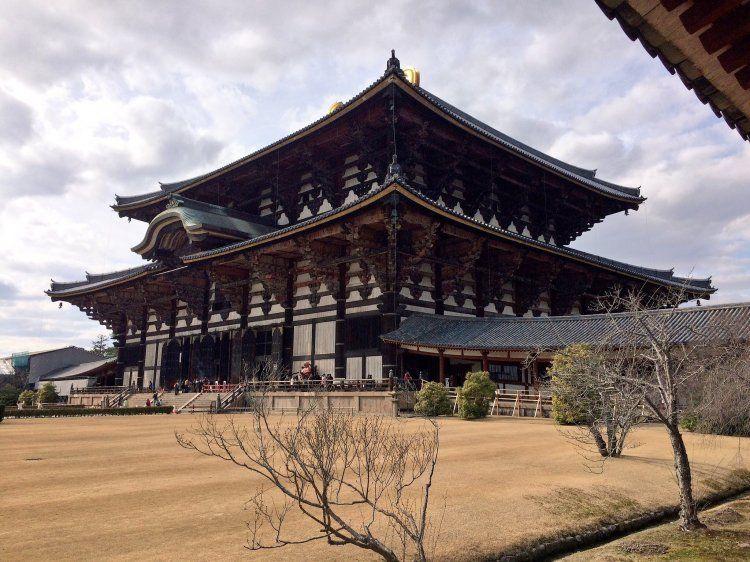 ancient nara nara period nara and royal palace