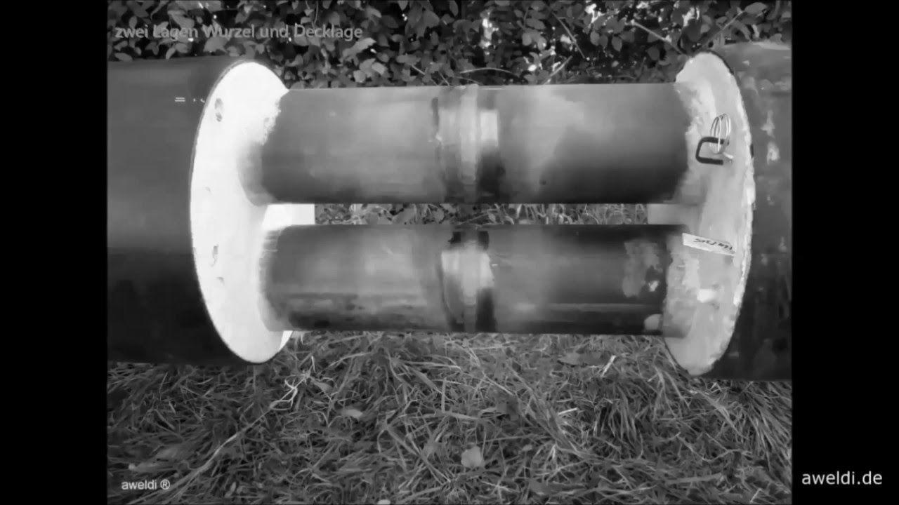 double tube tig welding german youtube channel twinrohr doppelrohr wig s