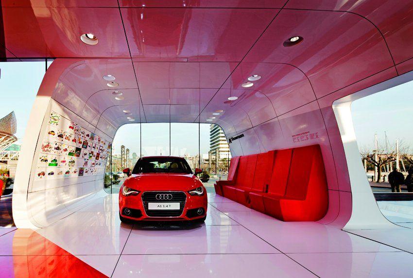 Stylish Home Luxury Garage Designs Photos And Ideas Audi A - Audi car garage