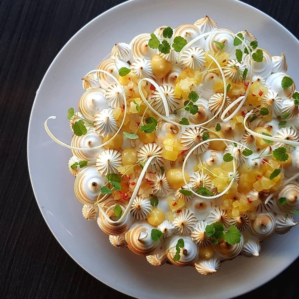 """David Vidal on Instagram: """"Passion Fruit and Pineapple"""""""