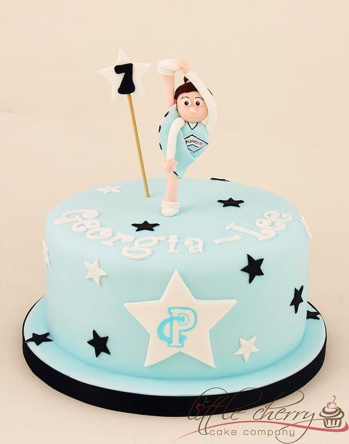 Pioneer Cheerleading Cake Amazing Cakes Archive Pinterest