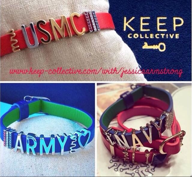 show your support for our troops with a unique bracelet from keep collective army - Support Our Troops Silicone Bracelet