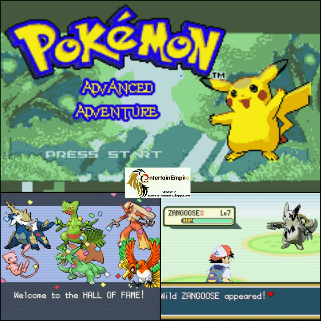 pokemon gameboy roms for android