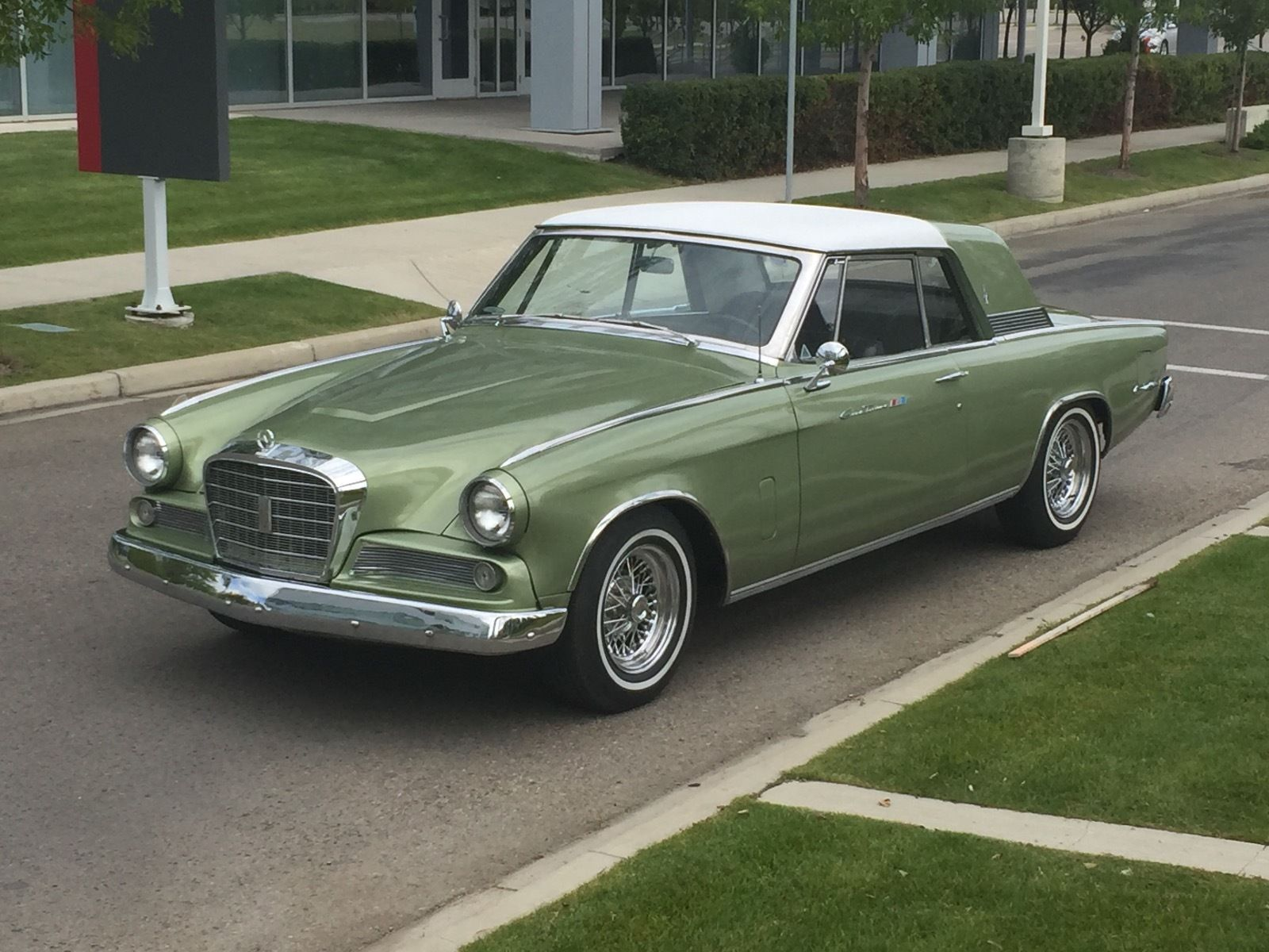 1964 Studebaker Gran Turismo | Turismo, Motor car and Vehicle