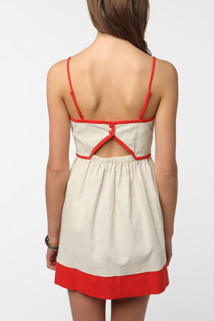 SO IN LOVE WITH THIS DRESS. Unrelated, my birthday is coming up...