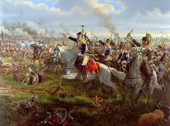 La Cavalerie Art Militaire Bataille Napoleonienne Guerre Napoleonienne