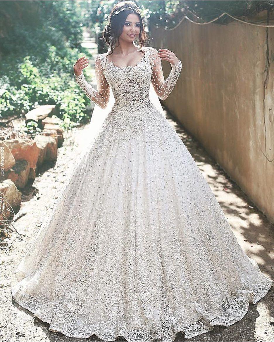 2 973 Likes 9 Comments 200k Weddingdresseforu On Instagram Weddingdresseforu Dream Wedding Dresses Bridal Dresses Wedding Dresses