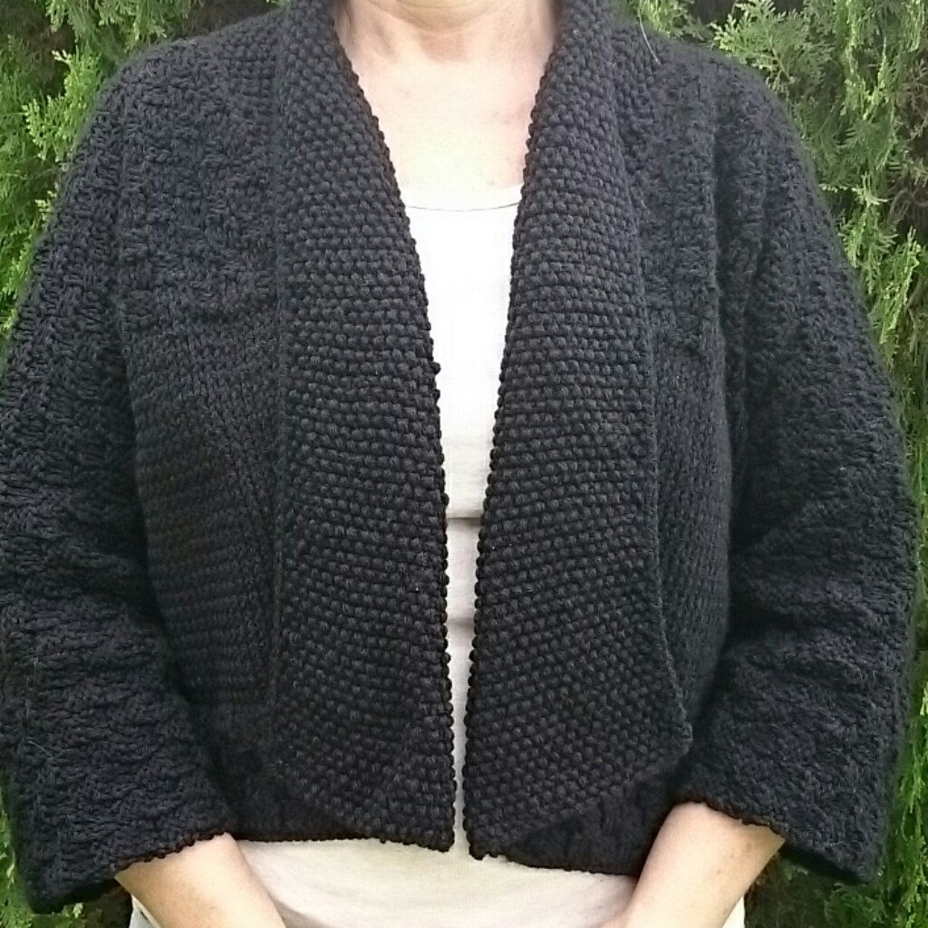 SALE! Summer Hand Knit Kimono Sleeve Cardigan Sweater Fall Winter ...