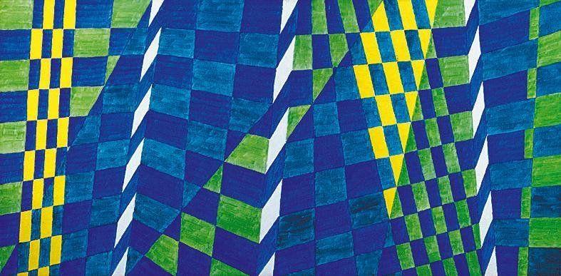 Veja Obras Do Pintor Alfredo Volpi Morto Ha 20 Anos Com Imagens