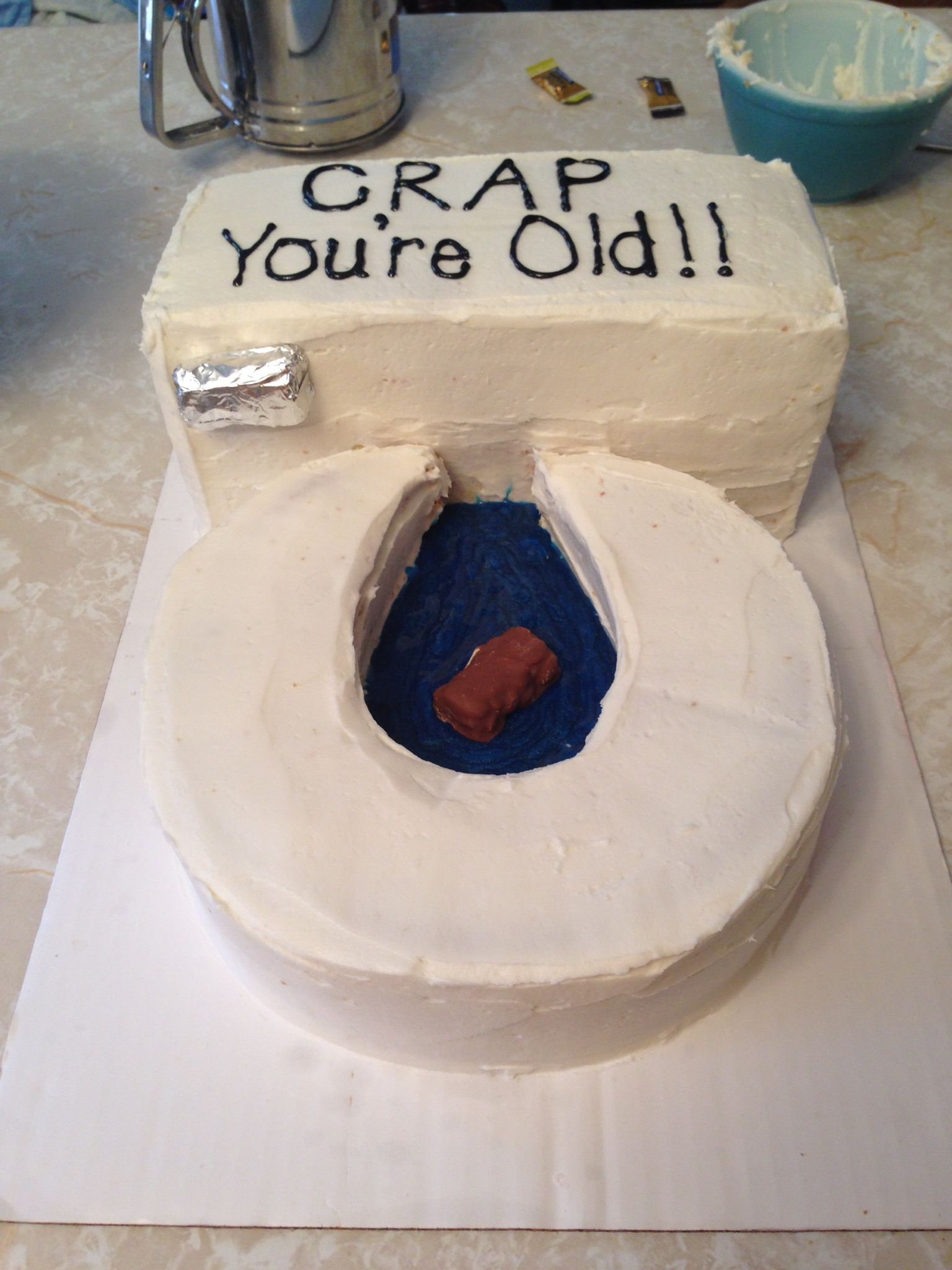 Magnificent Gene Must Make This Cake For Someone Anyone Sometime Funny Birthday Cards Online Overcheapnameinfo