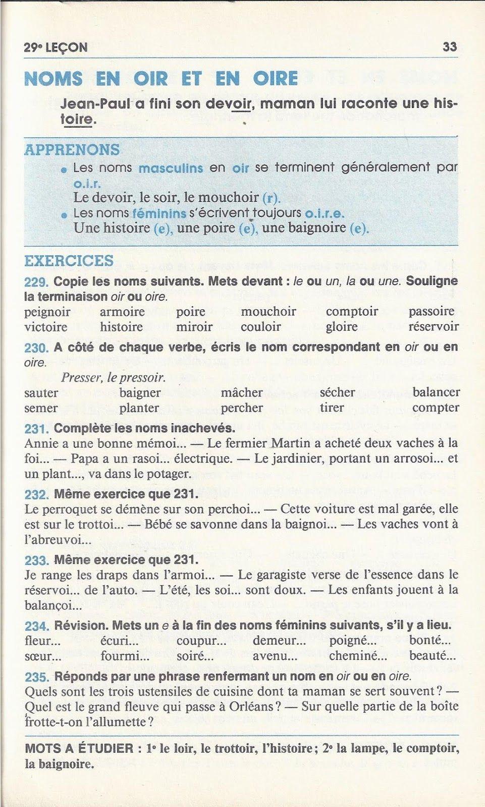 Bled Premieres Lecons D Orthographe Ce 1985 Grandes Images Avec Images Orthographe Apprendre Le Francais Apprendre L Anglais