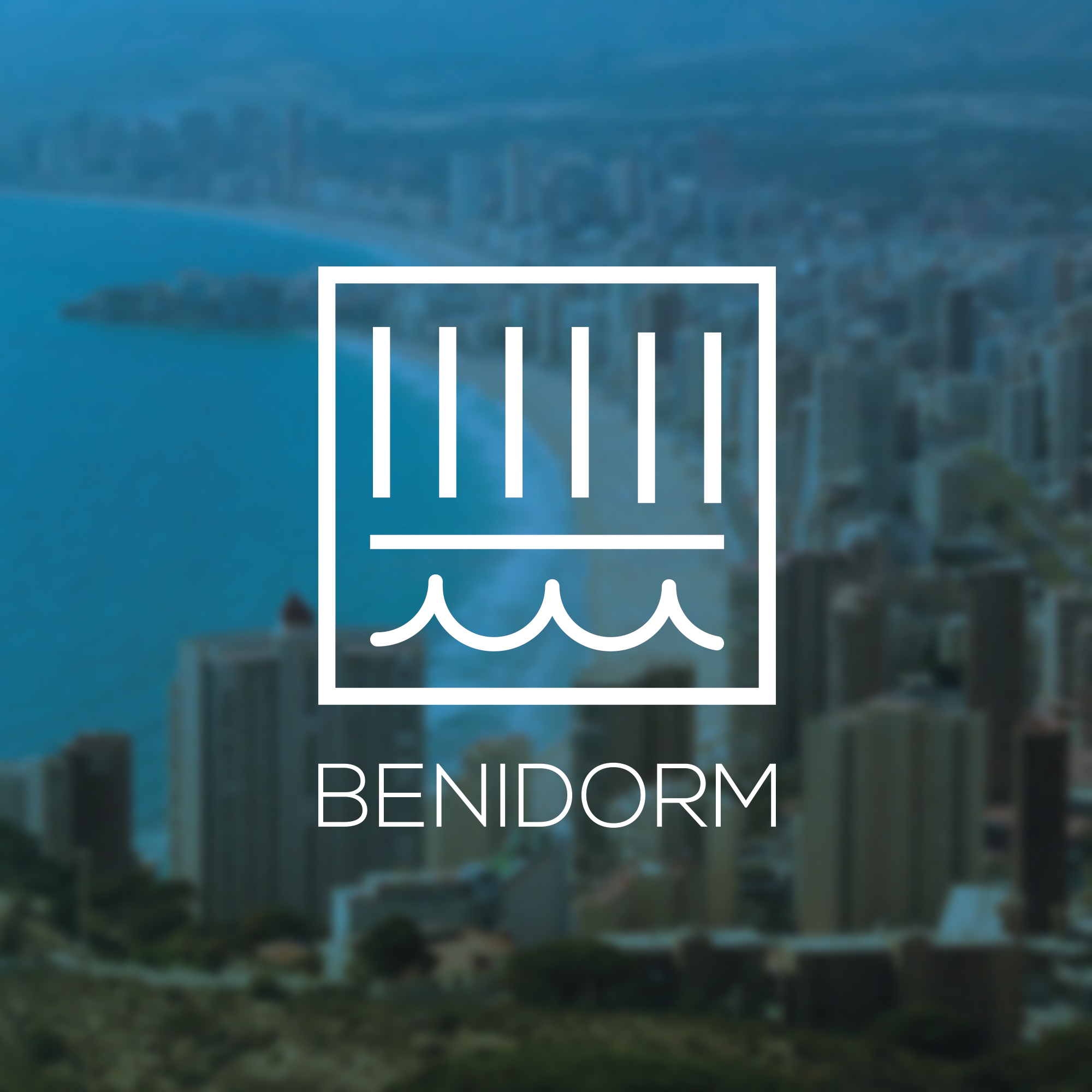 Design for #Benidormbytalents contest by Lucia Sancho