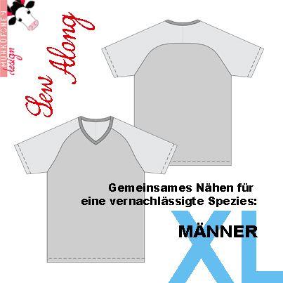 Sew Along – GöGa-Raglan | Pinterest | Nähen für männer, für Männer ...