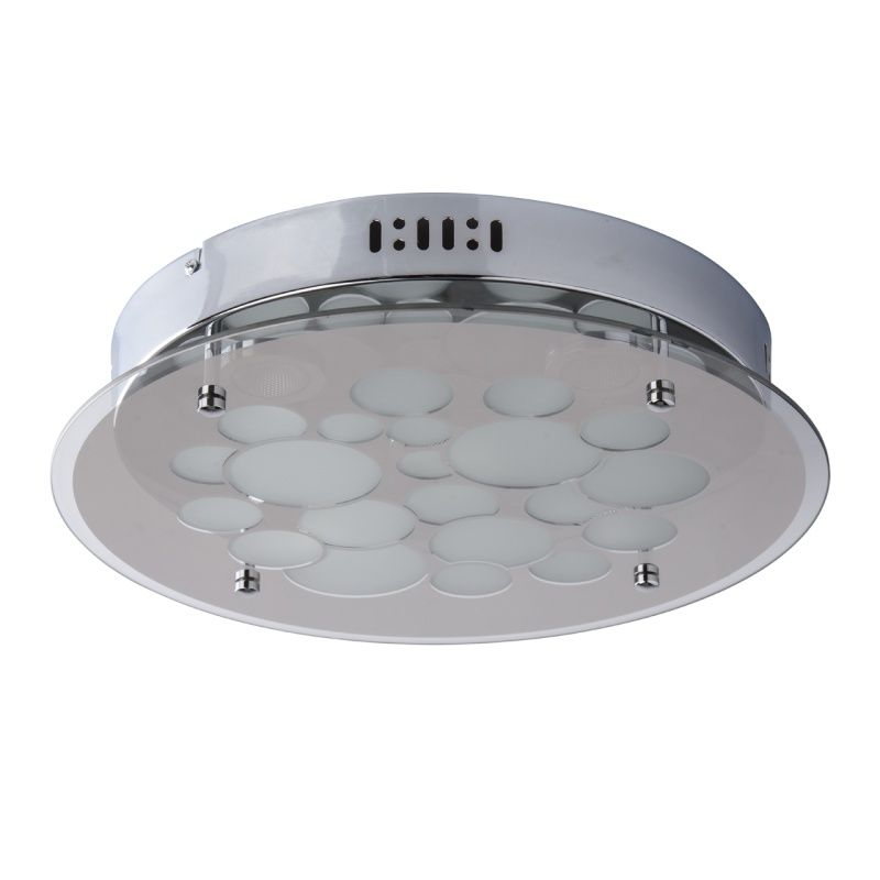 Moderne Kompakte Led Deckenleuchte 5-Flammig Mw-Light 374016101