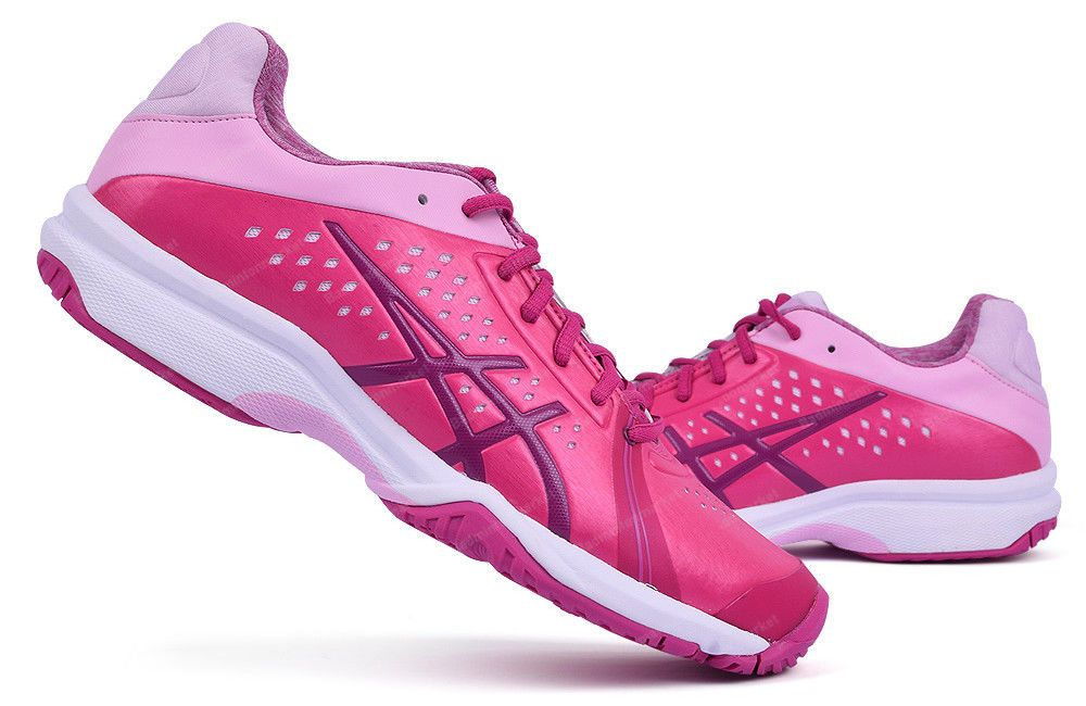 797fac94b4c0d ASICS Gel Court Bella Women's Tennis Shoes Berry Racquet All Court  E655Y-2110 #ASICS