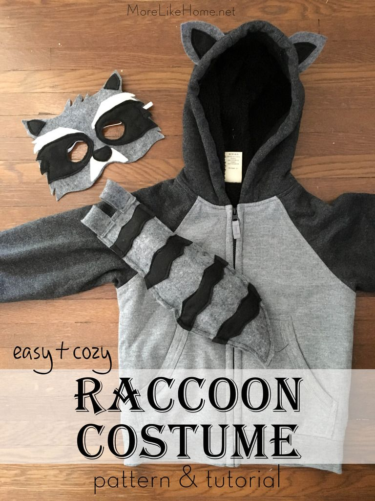I Love Heart Raccoons Kids Sweatshirt