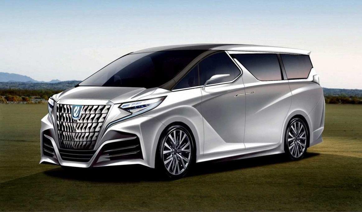 7 Image Toyota Vellfire 2020 Mobil Konsep Mobil Keluarga Mobil