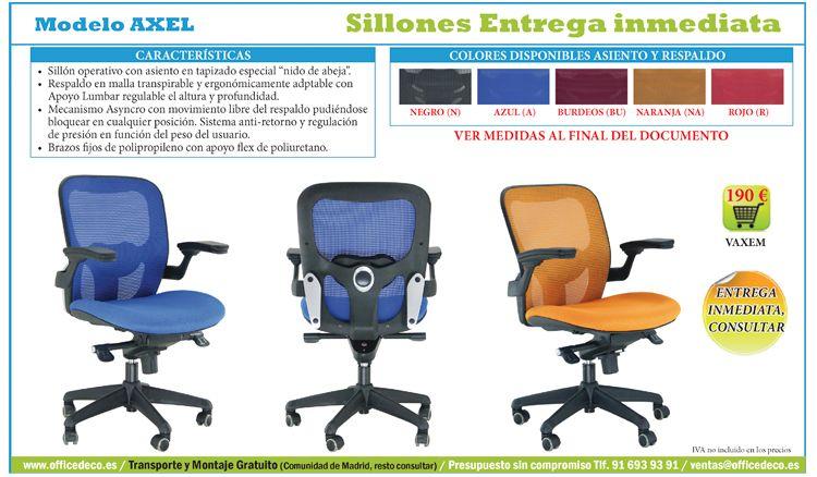 17 mejores ideas sobre sillas de oficina baratas en for Sillas bonitas y baratas