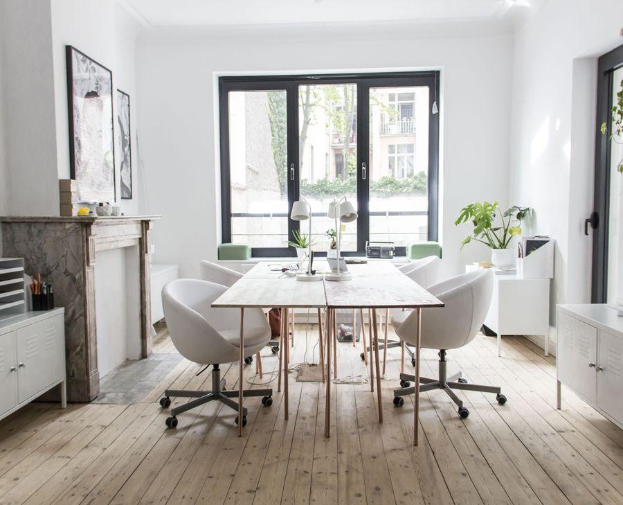 Bienvenue dans une nouvelle ère celle de lespace de travail version exit les open spaces grisonnants dénaturés de toute âme le bureau daujourdhui se