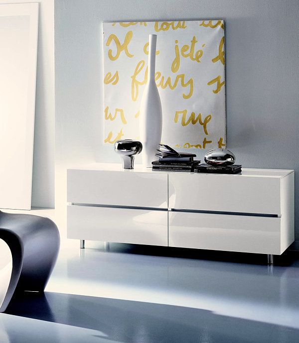 Bedroom, Amusing Small Bedroom Design Modern Lacquer Chest Of