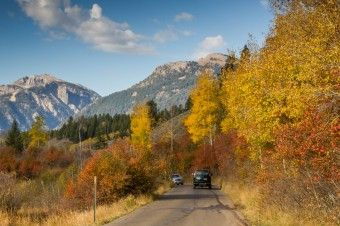 Experience Fall in Grand Teton and Yellowstone National Parks