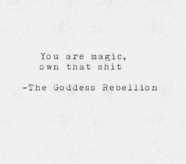 Goddess Quotes Impressive The Goddess Rebellion Words To Live By Pinterest Goddesses