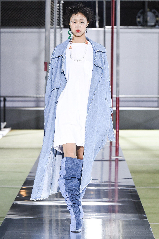 SJYP Seoul Fall 2016 Fashion Show