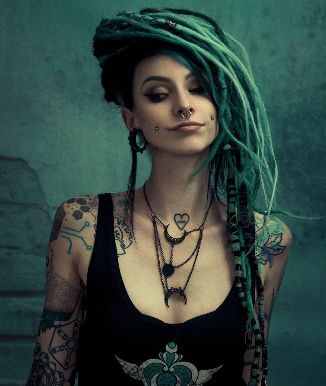 Pin by bee on dreads pinterest dreads piercing and th