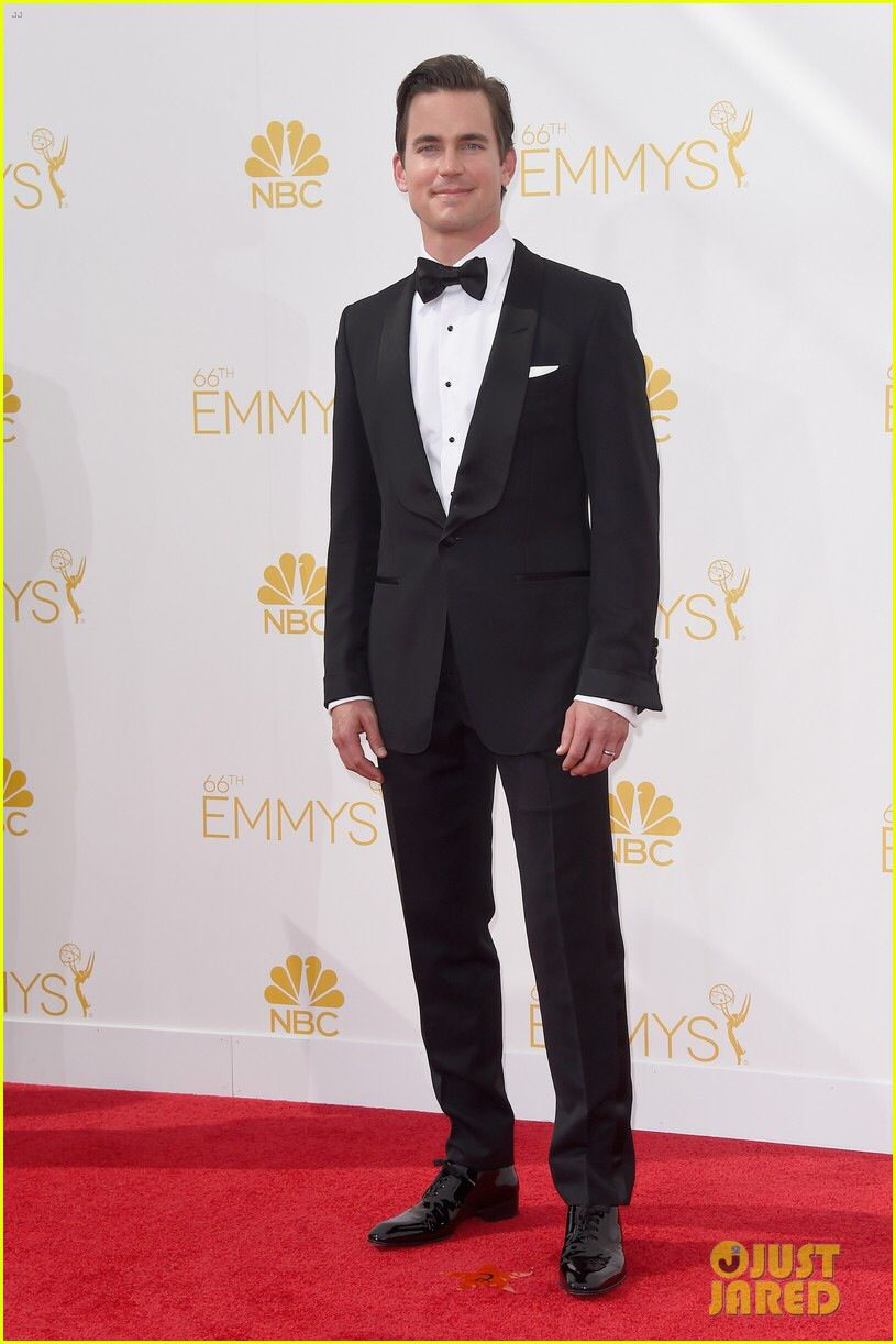 When dressed by @TomFordIntl, no groom can go wrong. Just ask @MattBomer.
