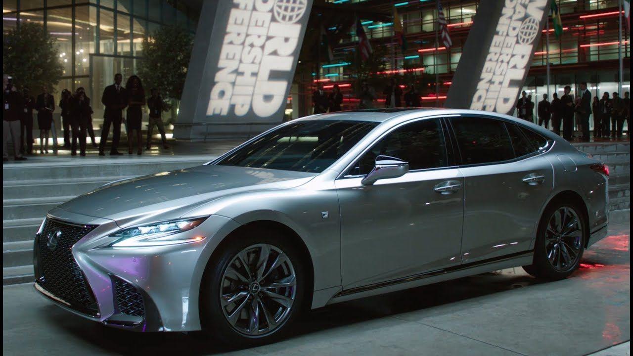 Black Panther Lexus Commercial