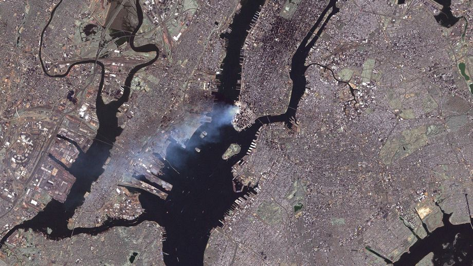 A Look At September 11 from Space