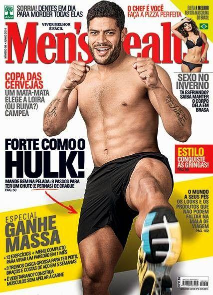 Mens Health - Hulk