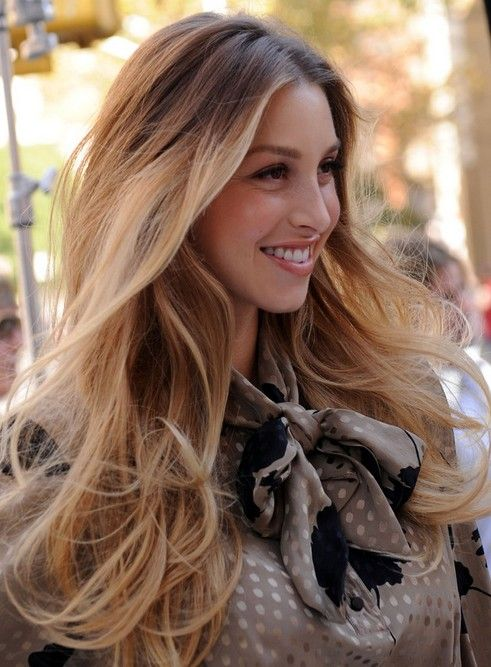 20 Super Pretty Long Hairstyles for 2016 | Whitney port hair ...