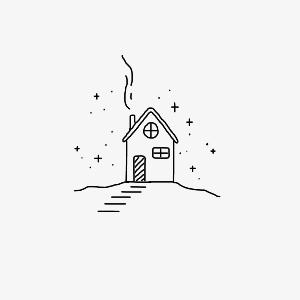 tre libre minimalist doodle art drawings doodle. Black Bedroom Furniture Sets. Home Design Ideas