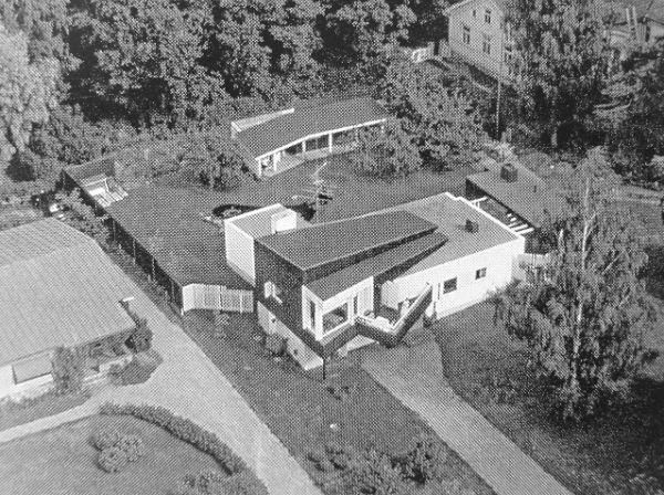 The Alvar Aalto Villa Skeppet Villa Schildt Archiidea