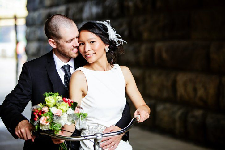 Pin for Later: The Children's Museum Was the Perfect Wedding Venue For This Playful Couple